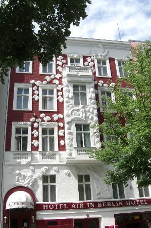 Hotel Air in Berlin : Air in Hotel
