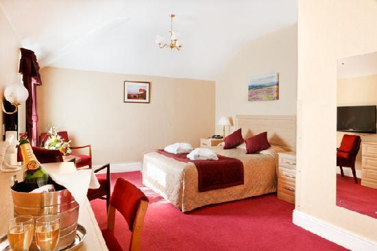 Saxonville Hotel: Deluxe Double Room