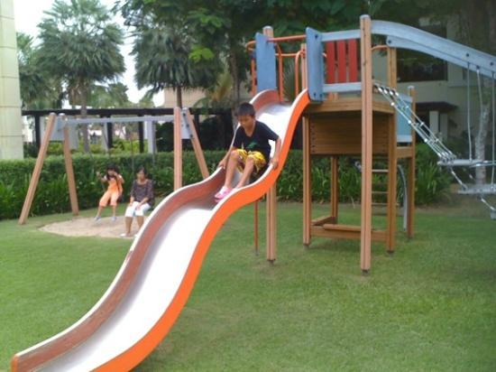 Blue Lagoon Resort Hua Hin: Playground at the Sheraton