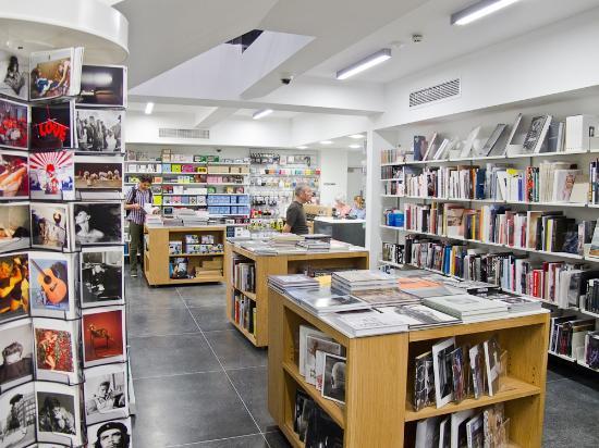 Photographers' Gallery bookshop