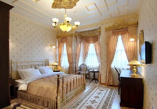 Hotel Darussaade Istanbul: Our favorite room