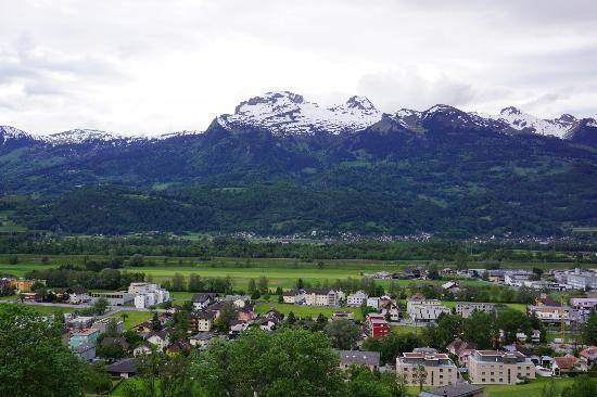 Hotel Meierhof: View from my balcony