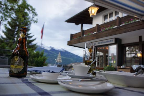 Hotel Meierhof: restaurant