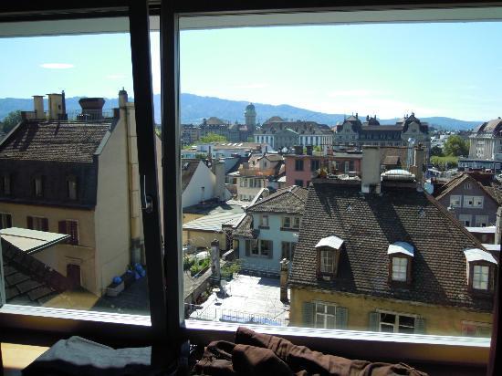 โรงแรมมาร์ตา: View from my room
