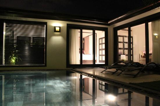 Fusion Maia Da Nang : Villa from individual individual pool