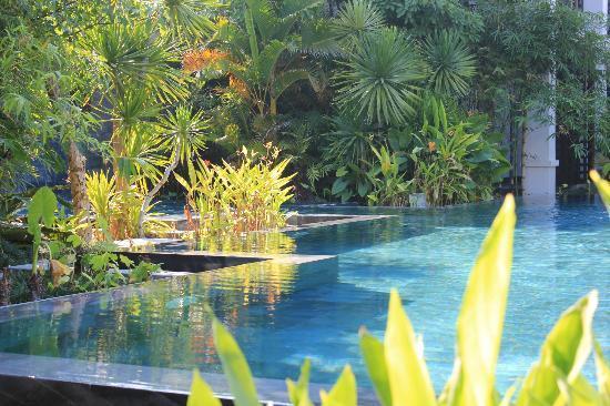 Fusion Maia Da Nang : Spa swimming pool