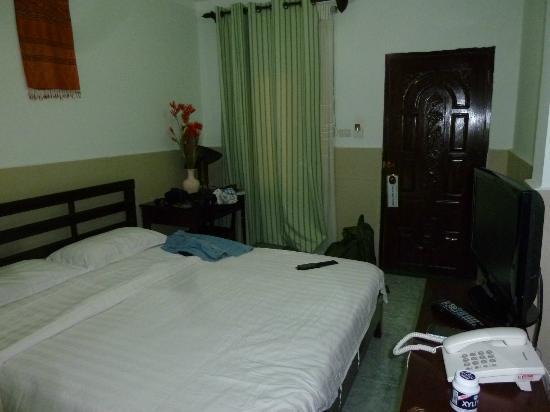 Mali Namphu Hotel: Double Deleuxe room