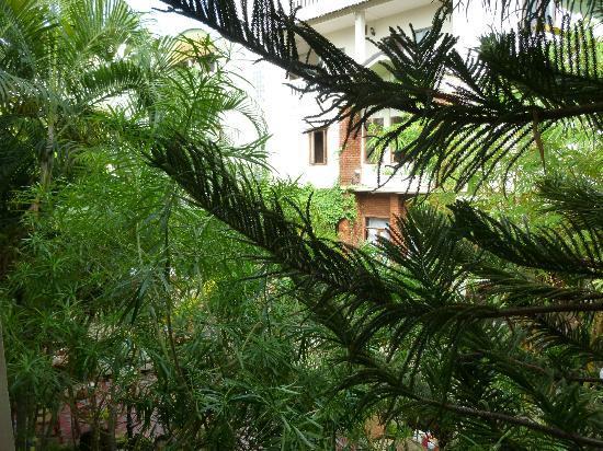 Mali Namphu Hotel: Courtyard