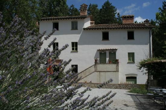 Countryhouse L'Ariete: The charming piazza