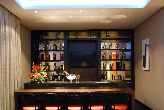 Hotel Plaza Norte : bar