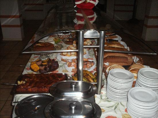 San Juan Tour: Desayuno