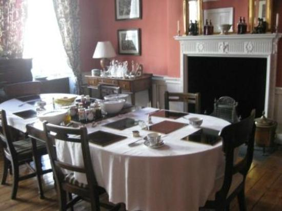 14 Hart Street: Breakfast Room