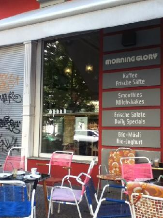 Morning Glory Coffeeshop