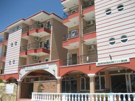 Hotel Sahara: Utsidan av Hotellet