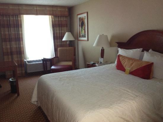 Hilton Garden Inn Norwalk: My Room