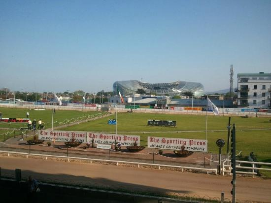 Shelbourne Park Greyhound Stadium : Shelbourne Park