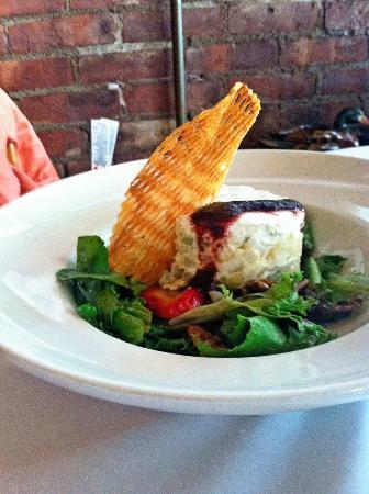 Le Canard Enchaine: Salads beyond belief.