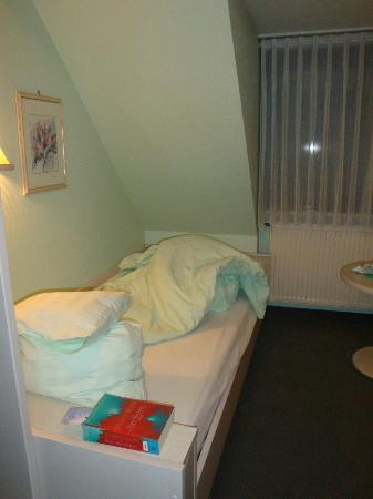 Ambient Hotel am Europakanal: Das Hotelzimmer-II