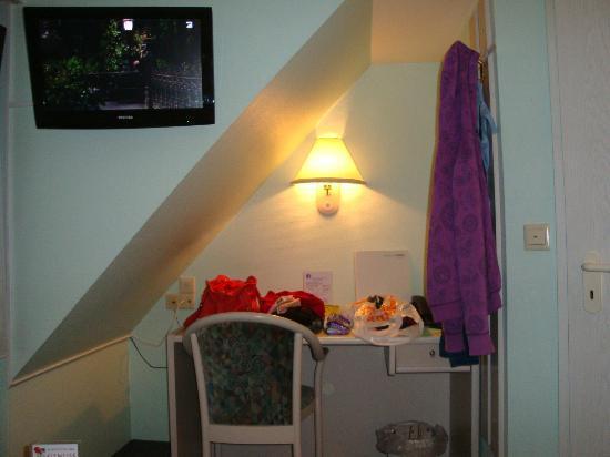 Ambient Hotel am Europakanal: Das Hotelzimmer