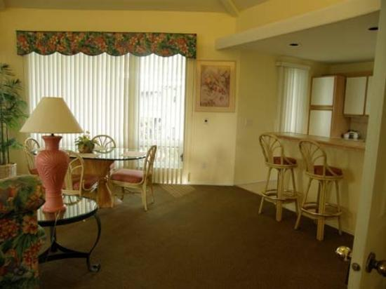 Wyndham Mauna Loa Village: livingroom