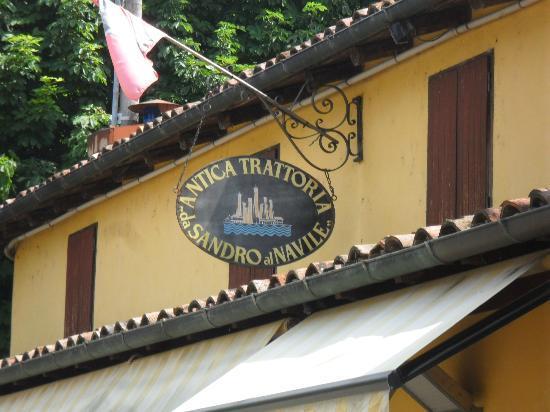 Ristorante da Sandro al Navile: Antica Trattoria da Sandro