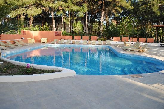Alexandra Beach Thassos Spa Resort: The pool