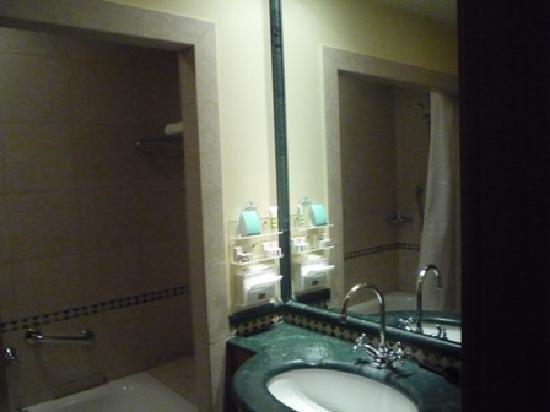 Hotel Siena Degli Ulivi: Il bagno