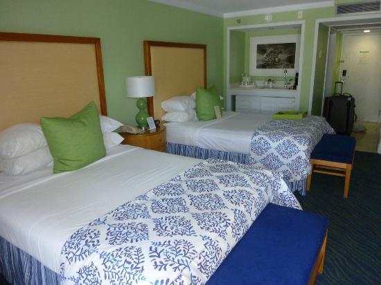 The Naples Beach Hotel & Golf Club: Notre chambre