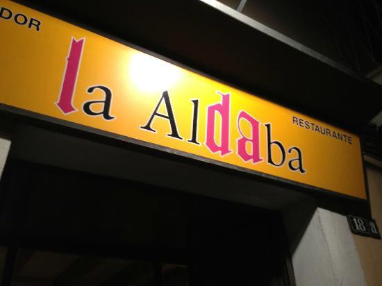 Restaurante La Aldaba: La Aldaba