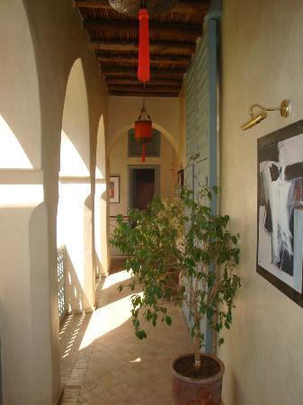 Riad Misria: Coursive