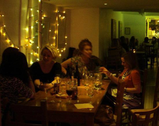 The Orangerie Brasserie and Patisserie: Brasserie/Bar