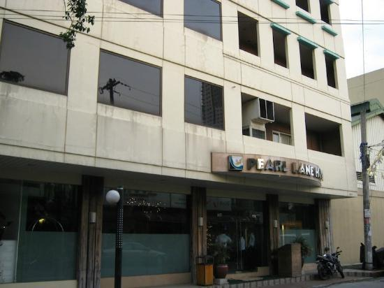 Pearl Lane Hotel: Hotel