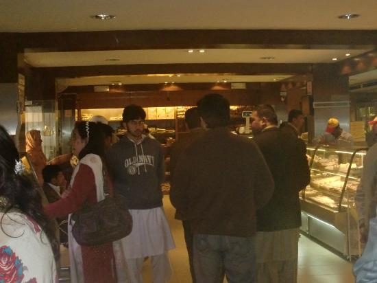 Rahat Bakers: Inside the Shop