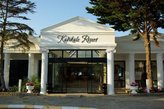 Kadikale Resort : Entrance