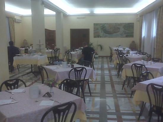Hotel Santa Prisca: The restaurant