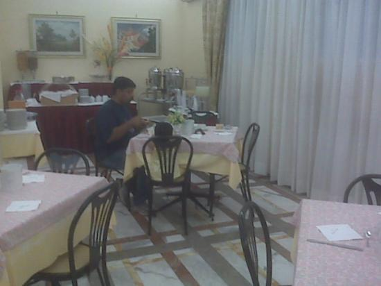Hotel Santa Prisca: Breakfast room