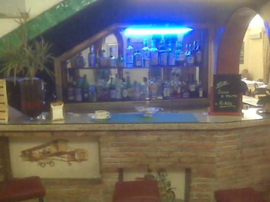 Hotel Santa Prisca: The bar