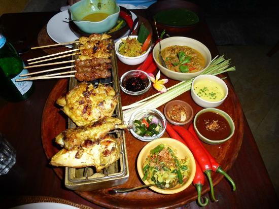Bumbu Bali: Main Course