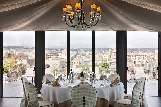 Restaurant, 7° Floor