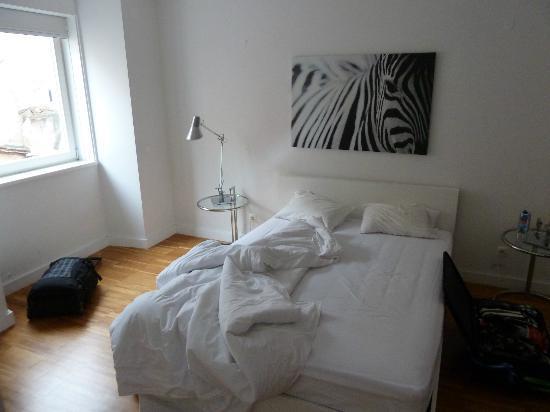 Lisbon Serviced Apartments - Bairro Alto: Schlafzimmer