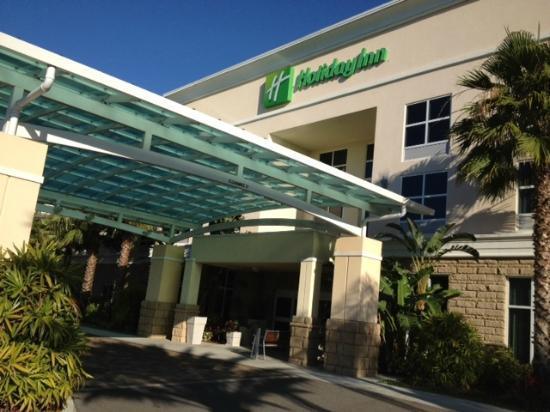 Holiday Inn Daytona Beach LPGA Boulevard: entrance