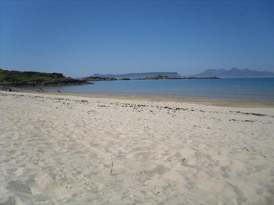 Arisaig, UK: Best beach in the world