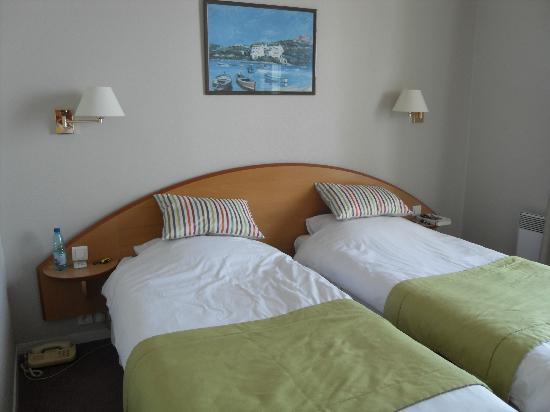 Hotel Balmoral: chambre