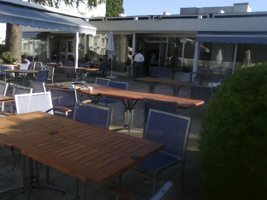 Novotel Massy Palaiseau : hotel