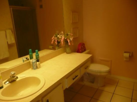 Kima Condominiums Madeira Beach: master ensuite