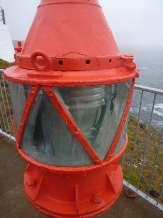 Mizen Head Visitor Centre: Light at Mizen Head