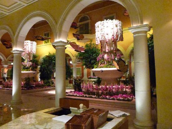 Le Fontane Del Bellagio: Bellagio Flowers