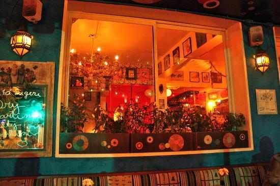 Vista Desde La Terraza Exterior Picture Of Zaza Bistro