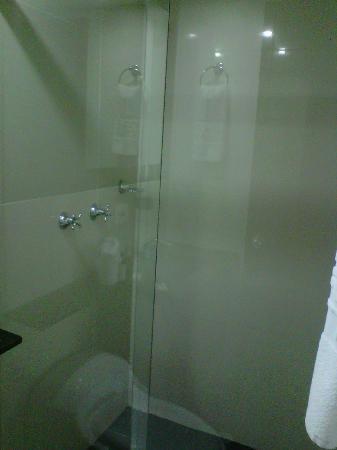 Hotel Suite Comfort: Cabina de ducha