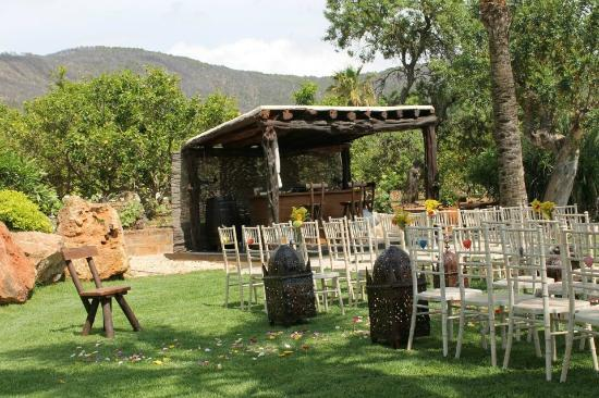 Agroturismo Can Gall: ceremony